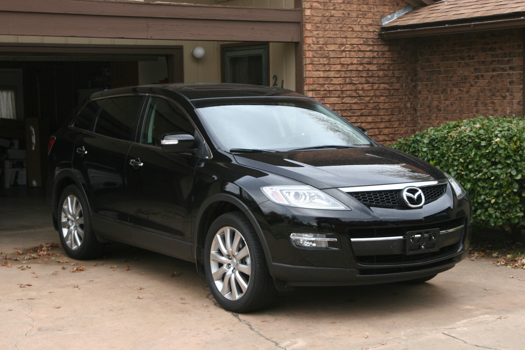 spawn187 2008 mazda cx 9 specs photos modification info at cardomain. Black Bedroom Furniture Sets. Home Design Ideas