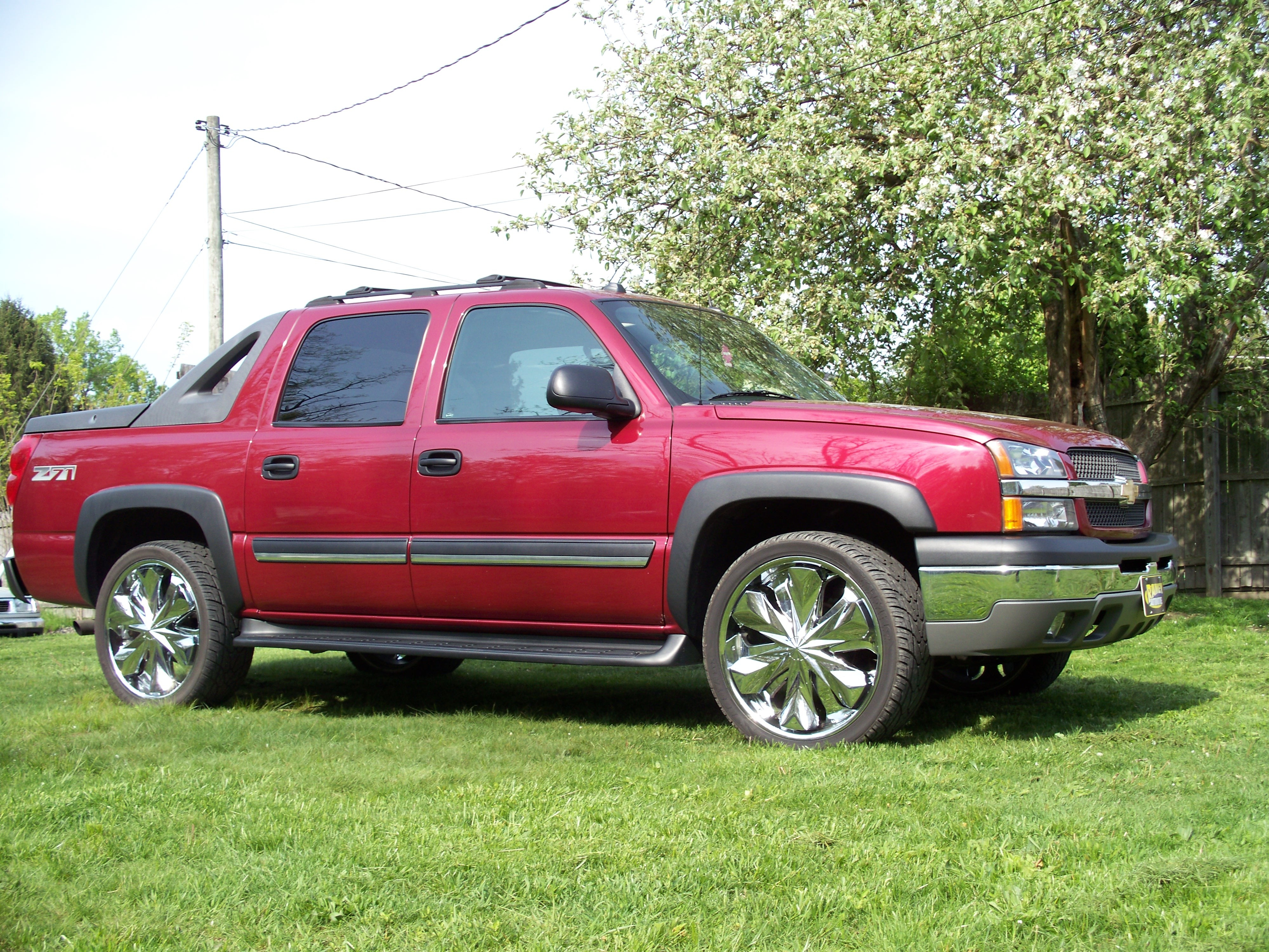 Heelsideguy 2004 Chevrolet Avalanche Specs Photos Modification