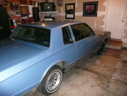 importsstillsucks 1982 Chevrolet Monte Carlo