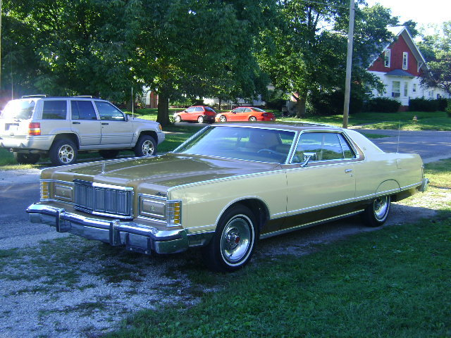 -moondog- 1978 Mercury Grand Marquis