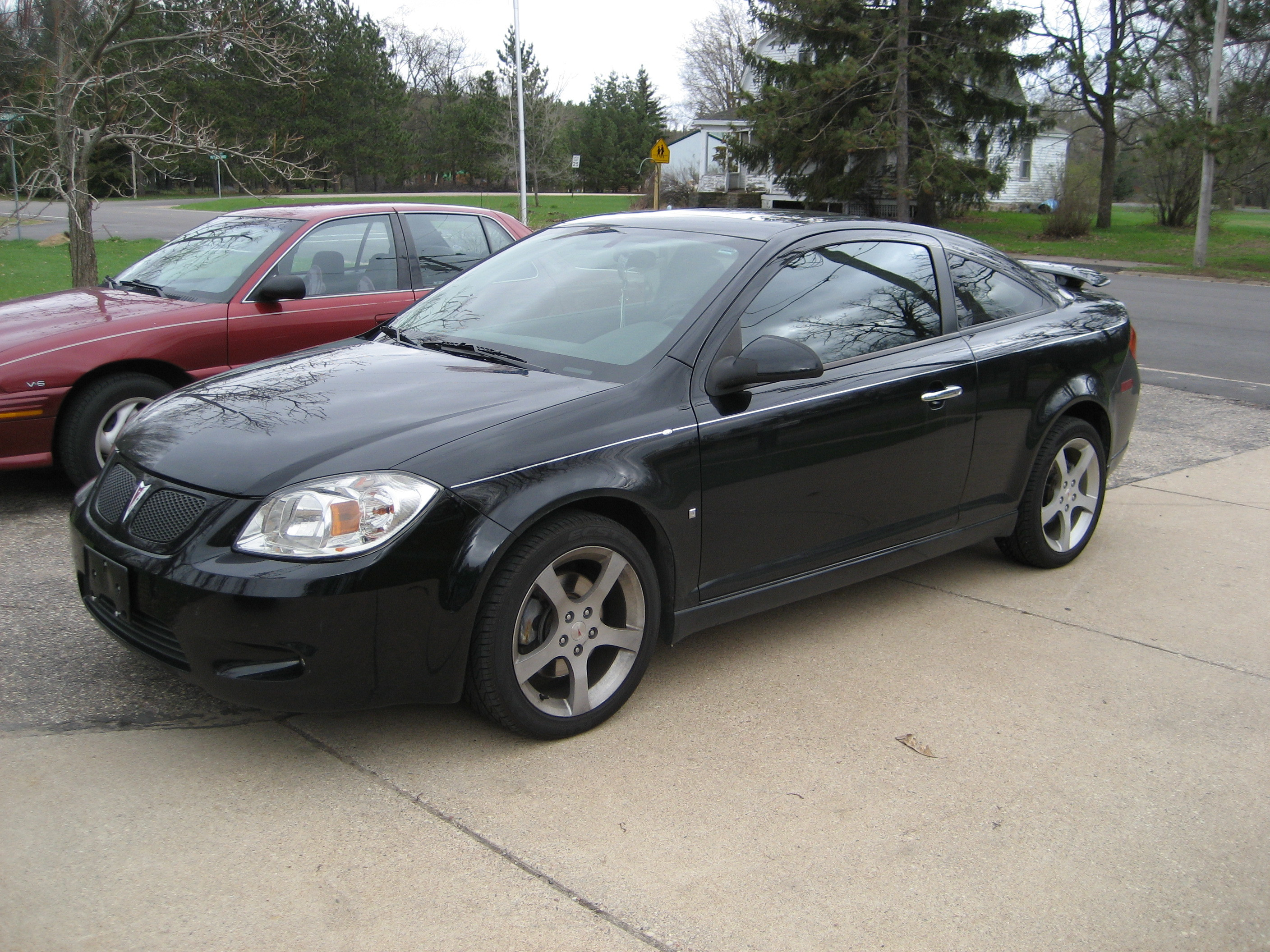 Ac Sgt 2007 Pontiac G5 Specs Photos Modification Info At