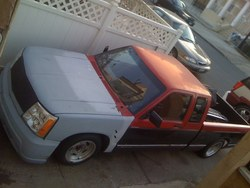 EscablazeSSs 1991 Chevrolet S10 Regular Cab