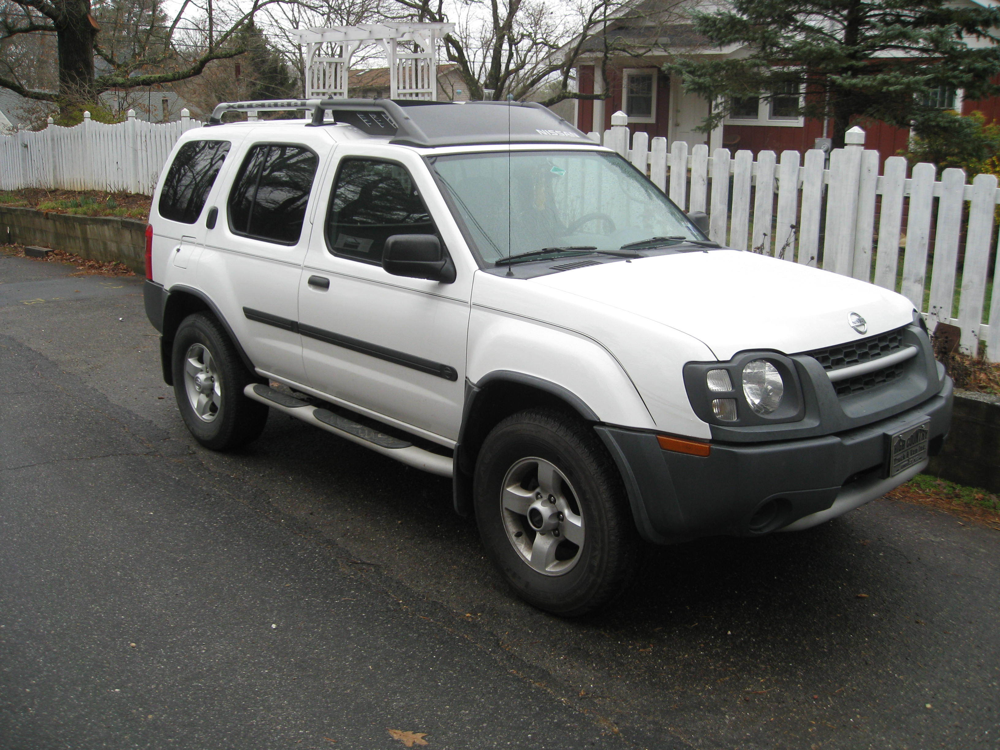 PumaMonster 2004 Nissan Xterra Specs s Modification