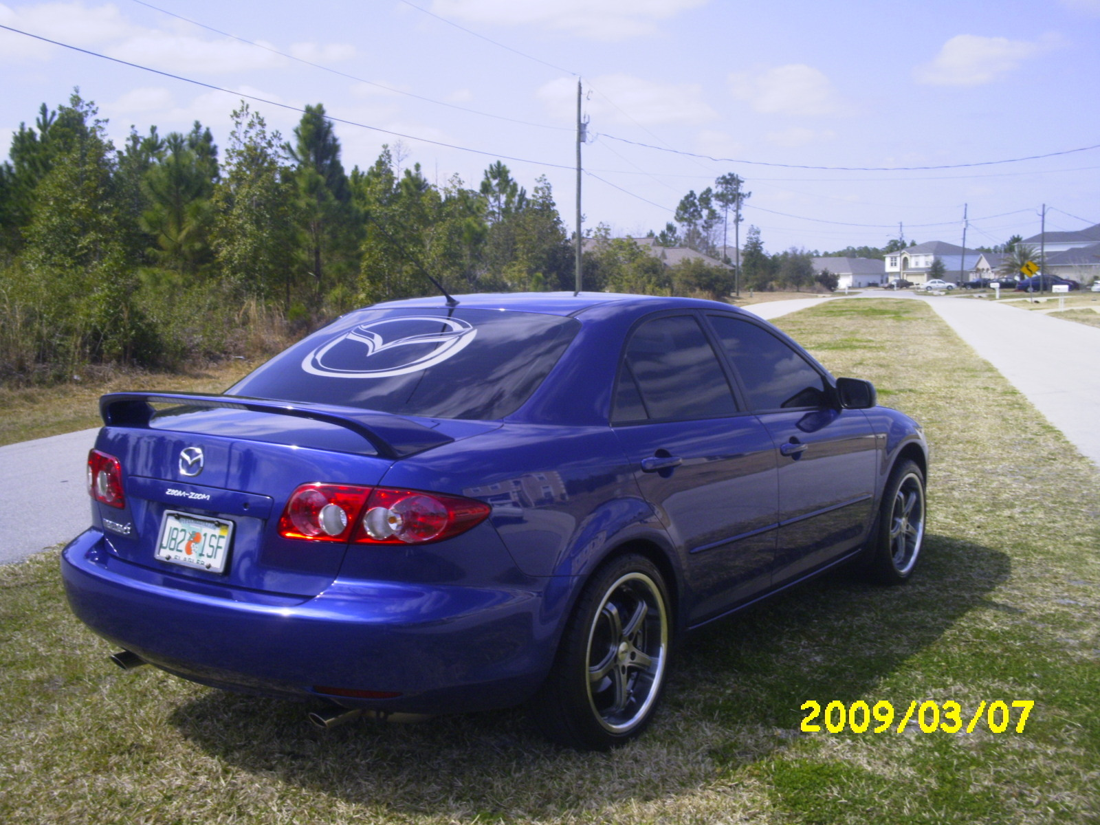 manny2009 39 s 2005 mazda mazda6 in palm coast fl. Black Bedroom Furniture Sets. Home Design Ideas