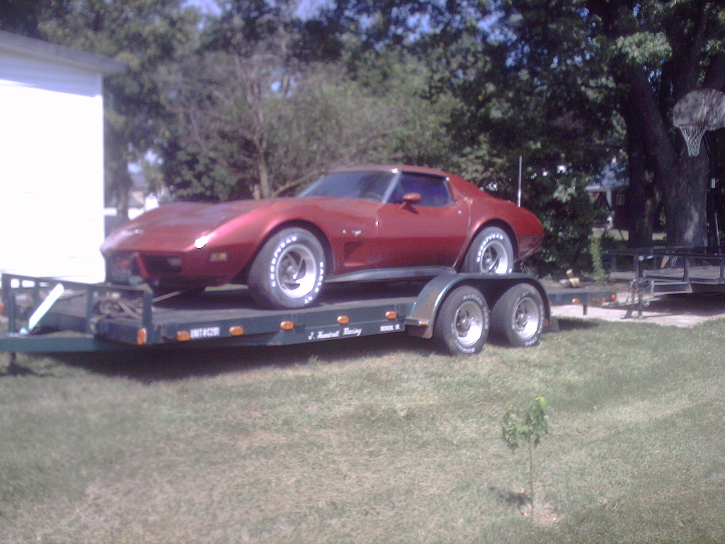 Another TheRelicHunter 1977 Chevrolet Corvette post... - 12919305