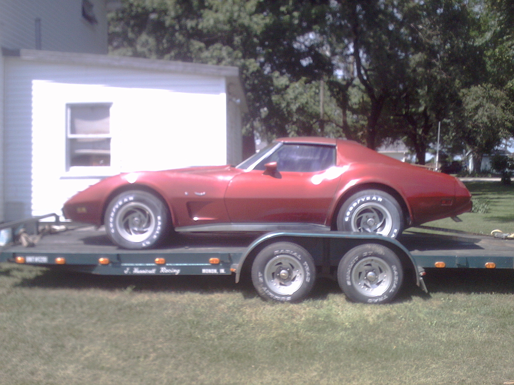 Another TheRelicHunter 1977 Chevrolet Corvette post... - 12919306