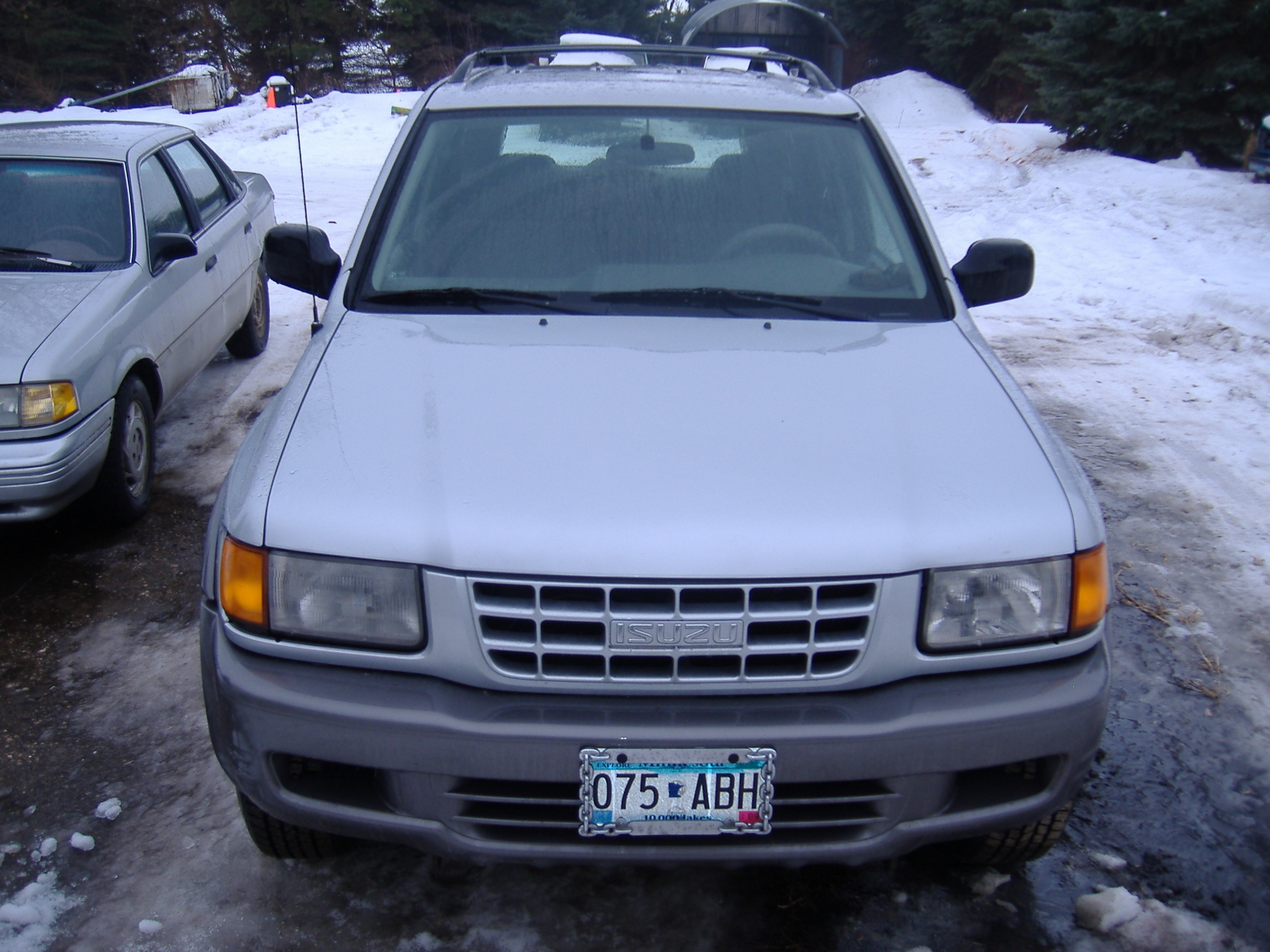 Another RileyF100 2002 Isuzu Rodeo post... - 12637922