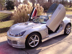 chromeskyone 2008 Saturn SKY