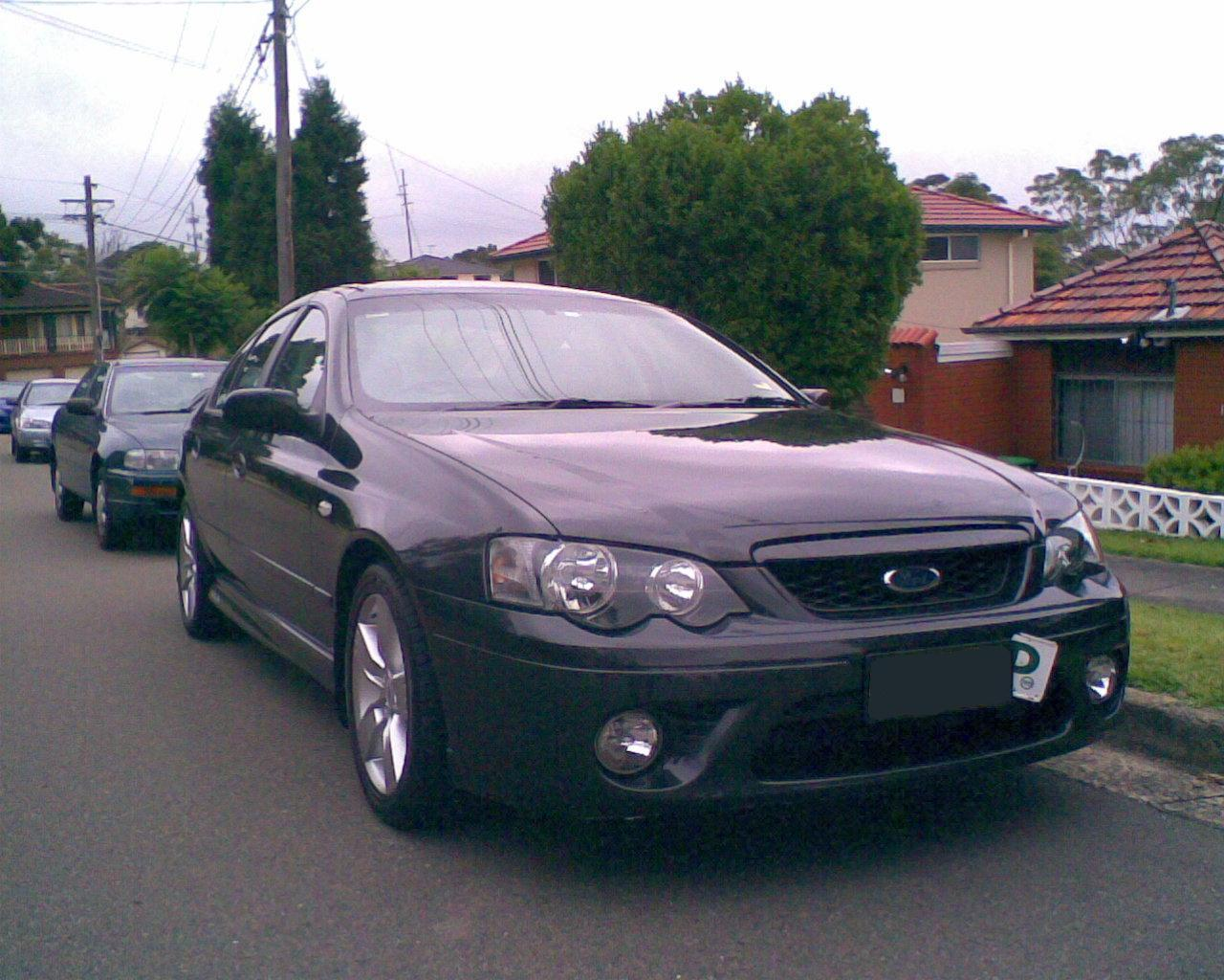 Another hemank 2007 Ford Falcon post... - 12638814