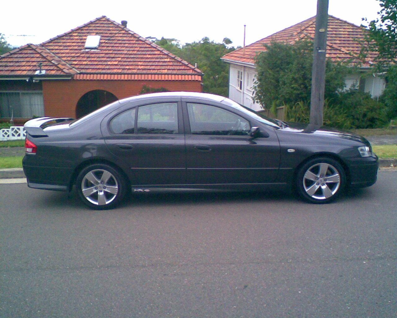 Another hemank 2007 Ford Falcon post... - 12638816