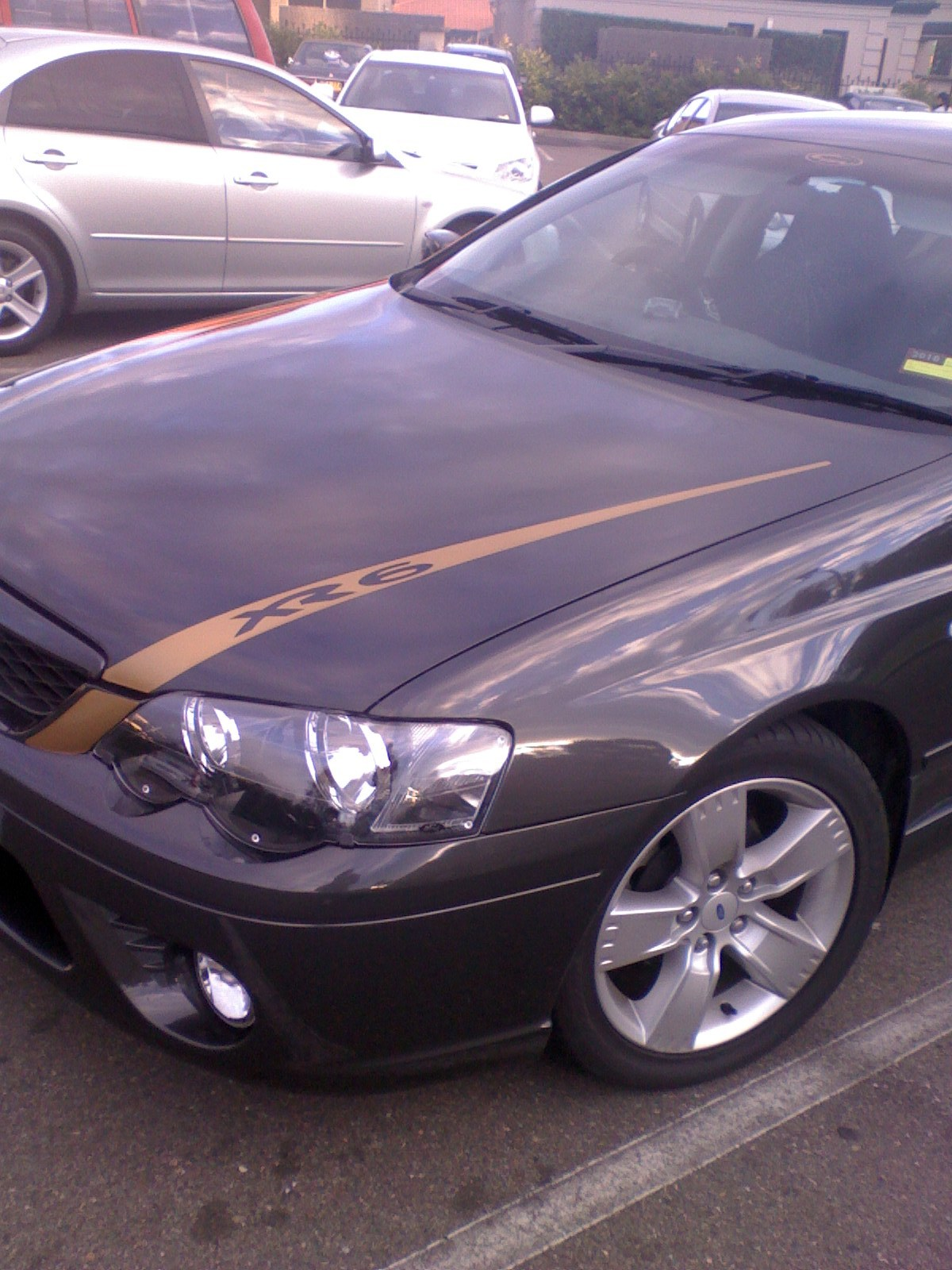 Another hemank 2007 Ford Falcon post... - 12638844