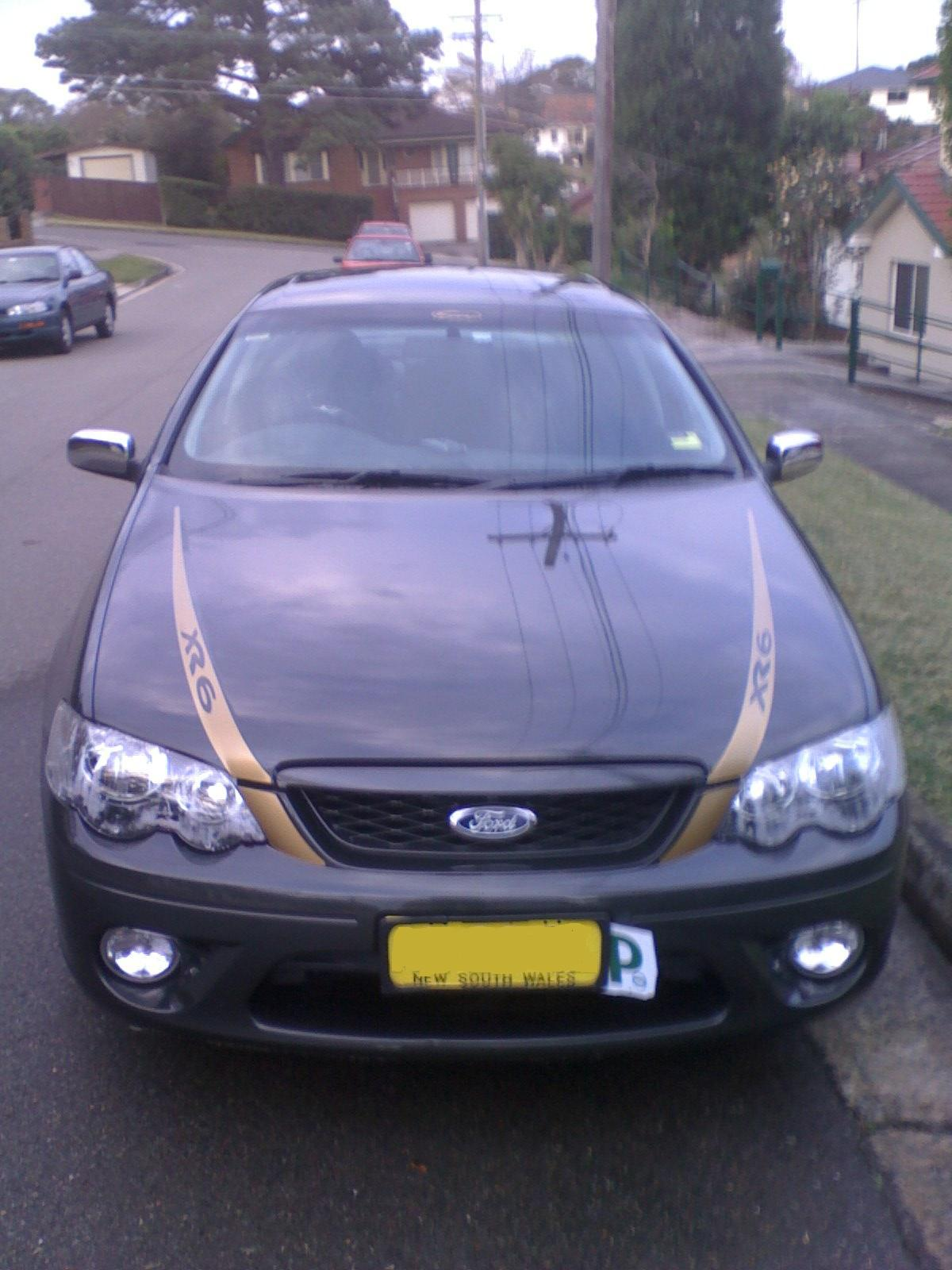 Another hemank 2007 Ford Falcon post... - 12638849