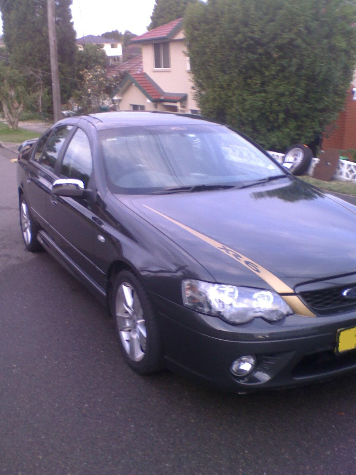 Another hemank 2007 Ford Falcon post... - 12638850