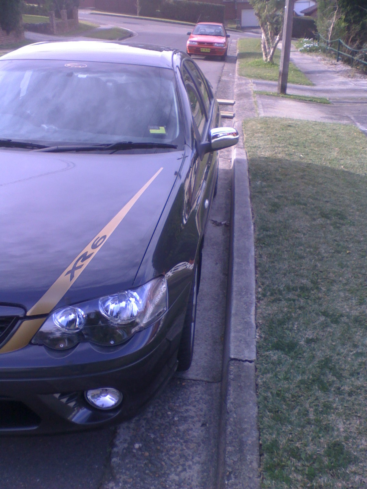 Another hemank 2007 Ford Falcon post... - 12638852