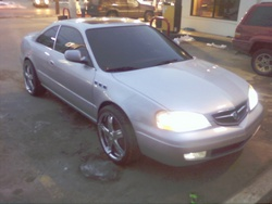 d-dollars 2001 Acura CL