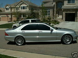 Grown_With_Classs 2002 Mercedes-Benz S-Class