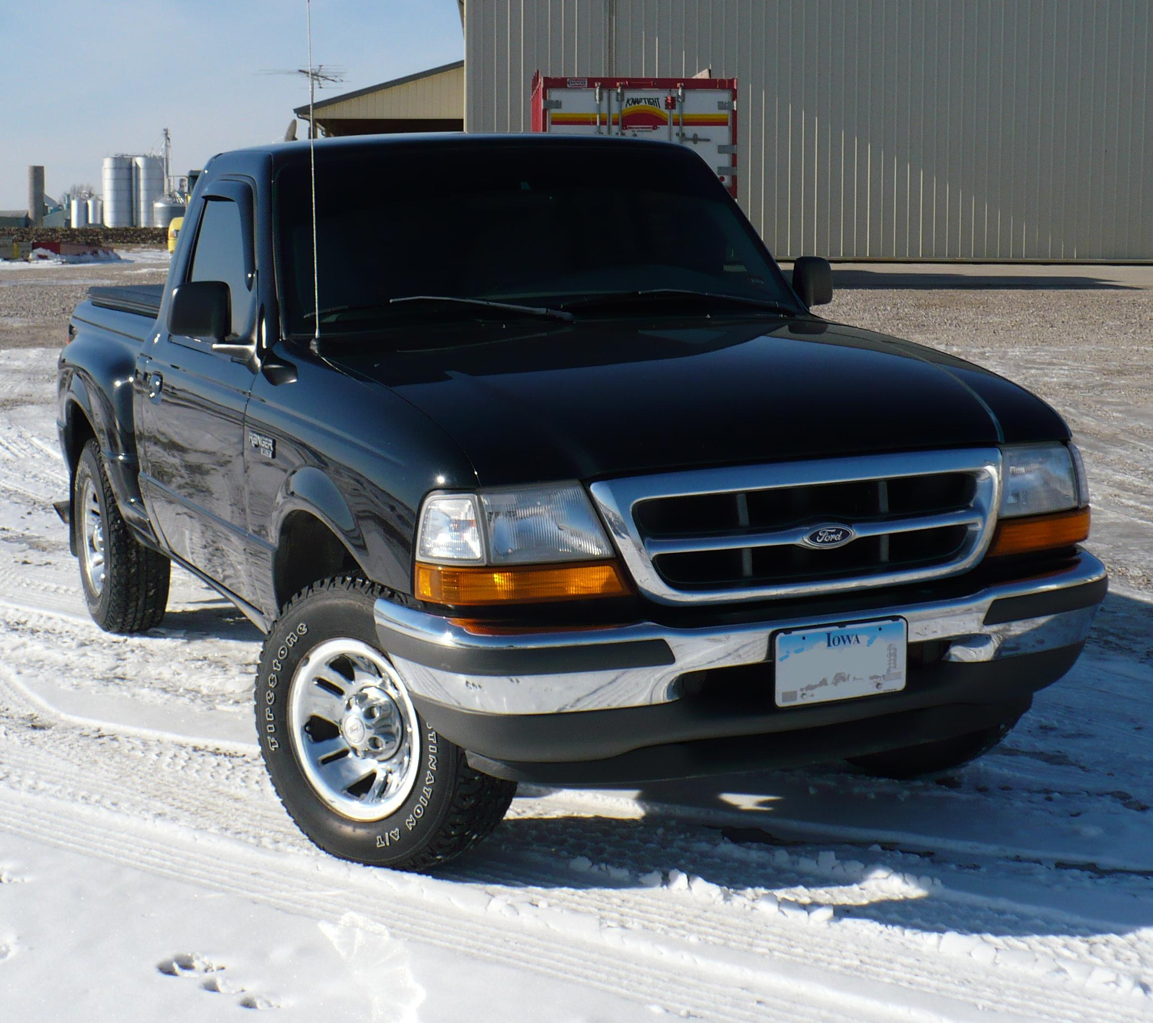 1awsomeranger 1998 Ford Ranger Regular Cab Specs, Photos