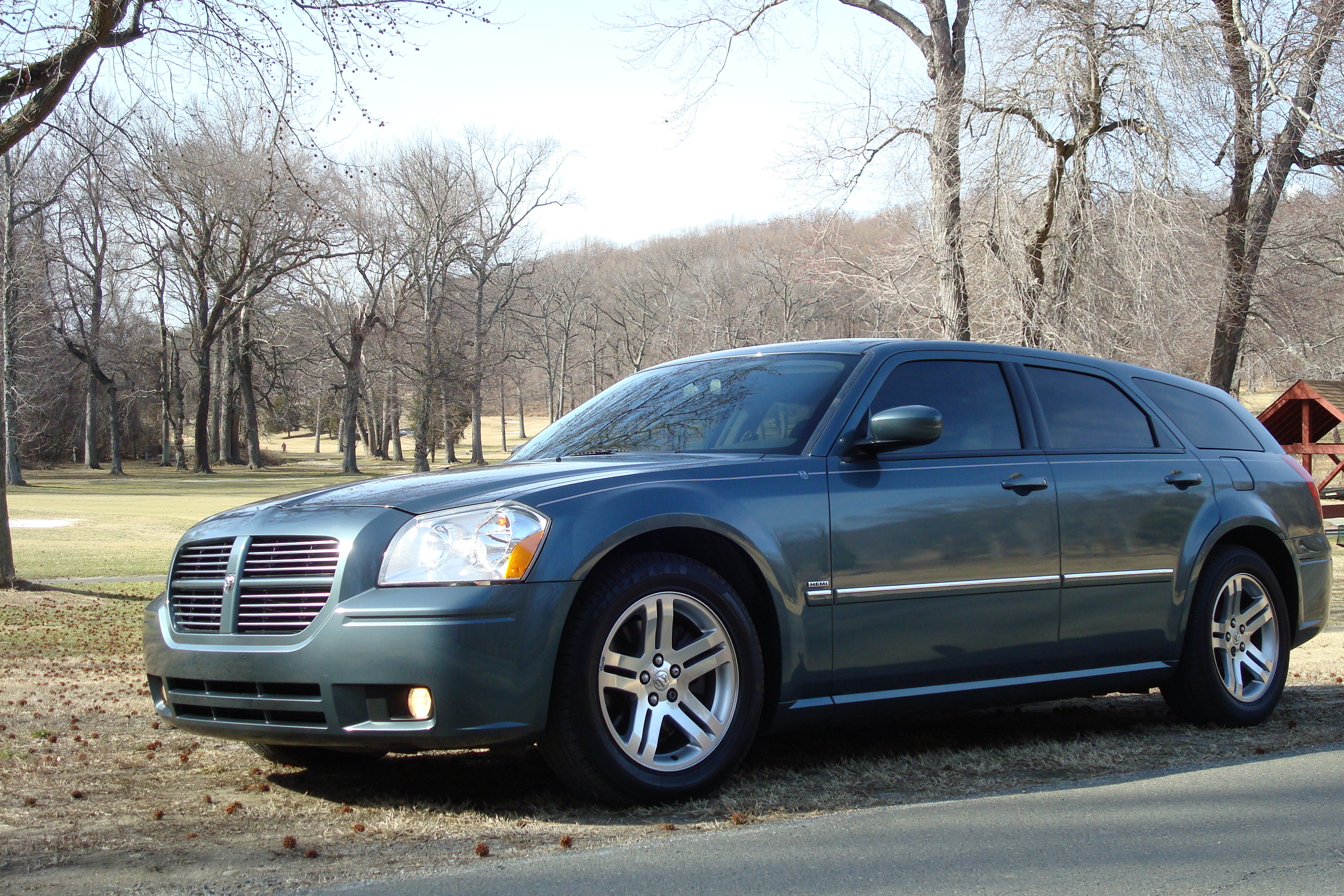 notorious170 2005 Dodge Magnum 12639143