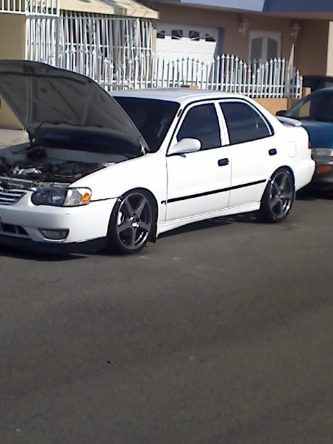 Another PR-COROLLA-PR 2000 Toyota Corolla post... - 12639698