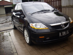 suryan 2003 Honda City