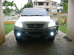 fiebrePRbalenos 2003 Kia Sorento