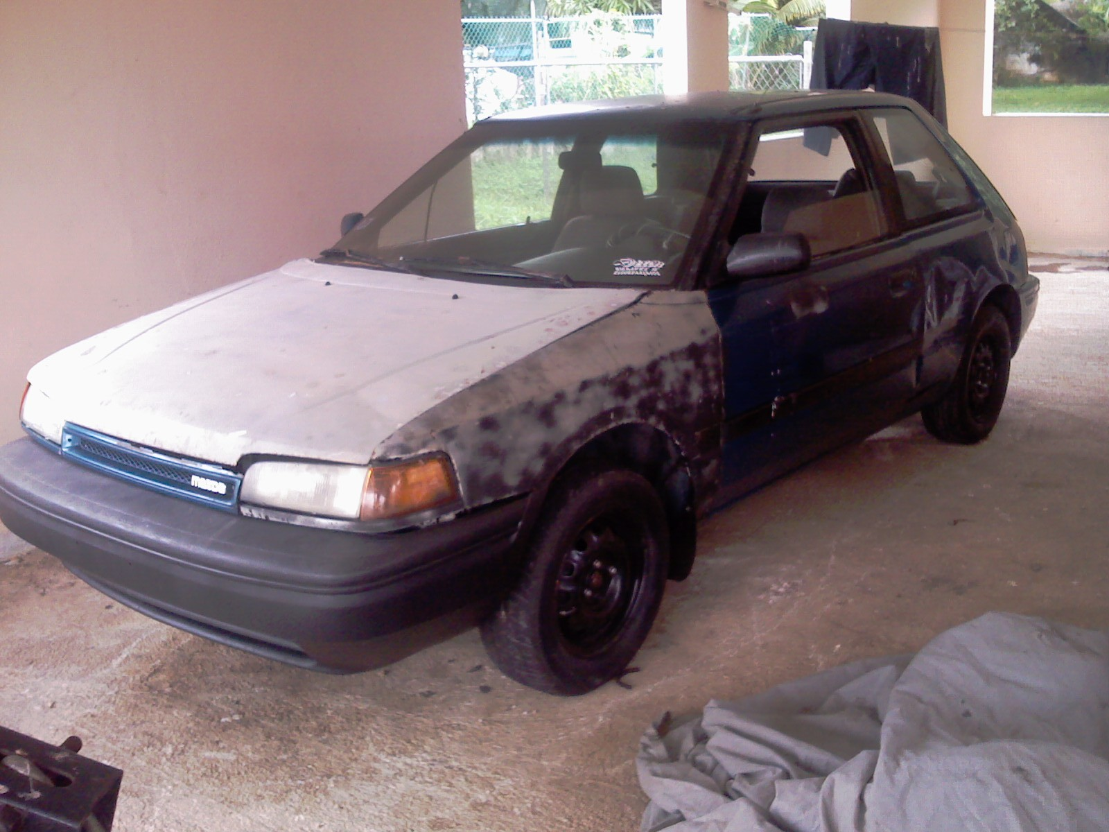 Another fiebrePRbaleno 1994 Mazda Protege post... - 12653016