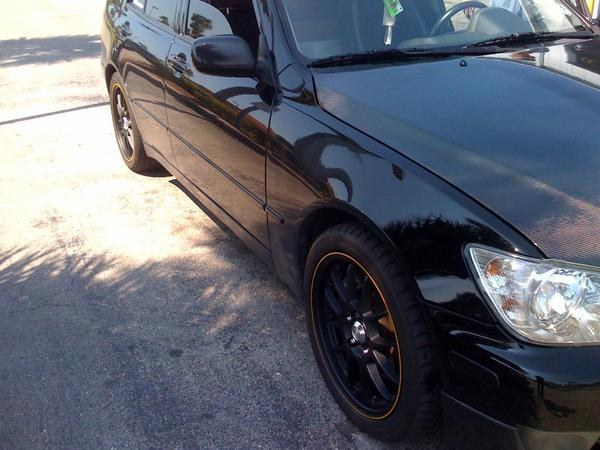 Another amandaacline 2001 Lexus IS post... - 9677361