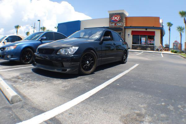 Another amandaacline 2001 Lexus IS post... - 9677406