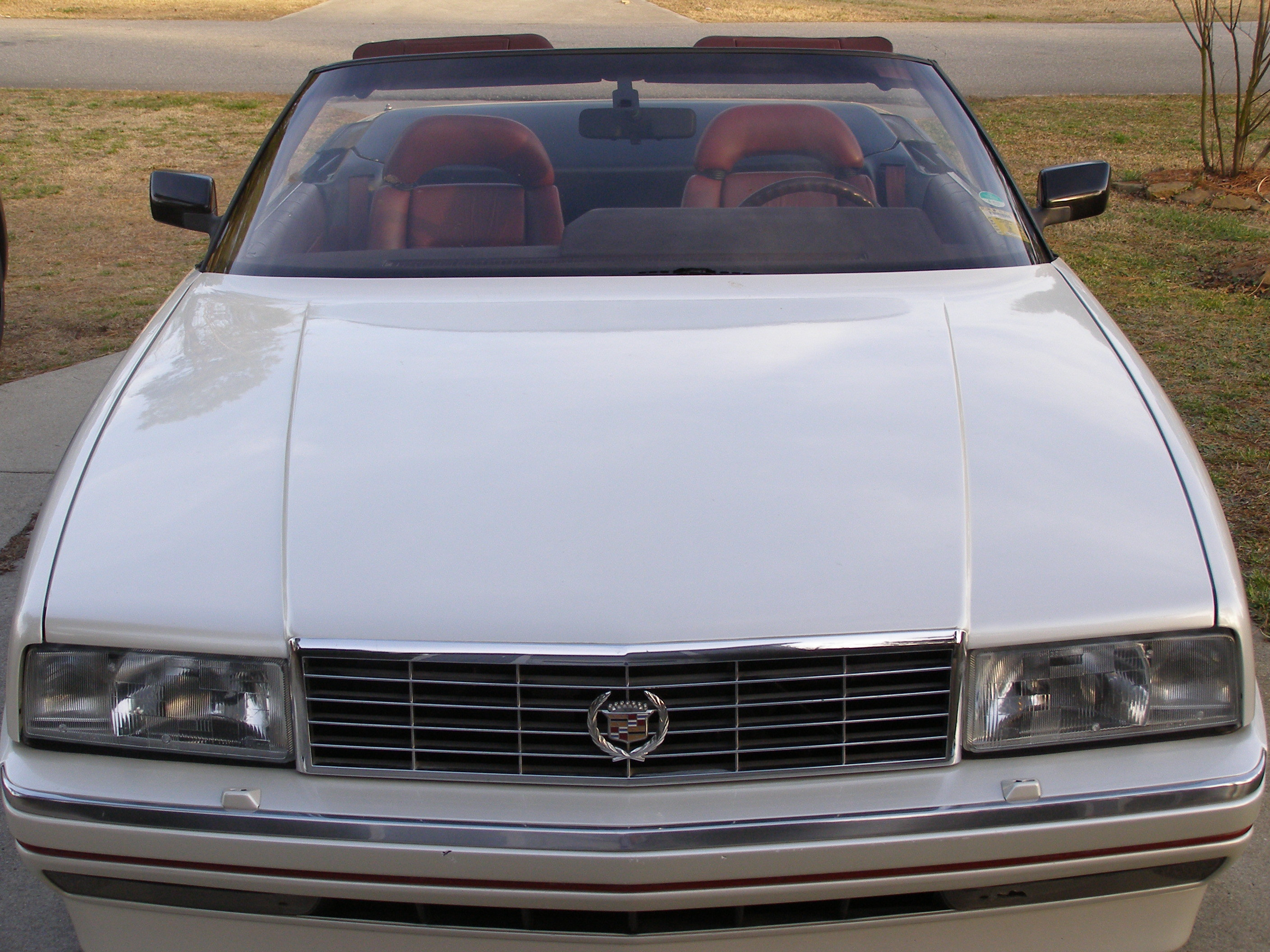 Another DinWilm 1990 Cadillac Allante post... - 12640186