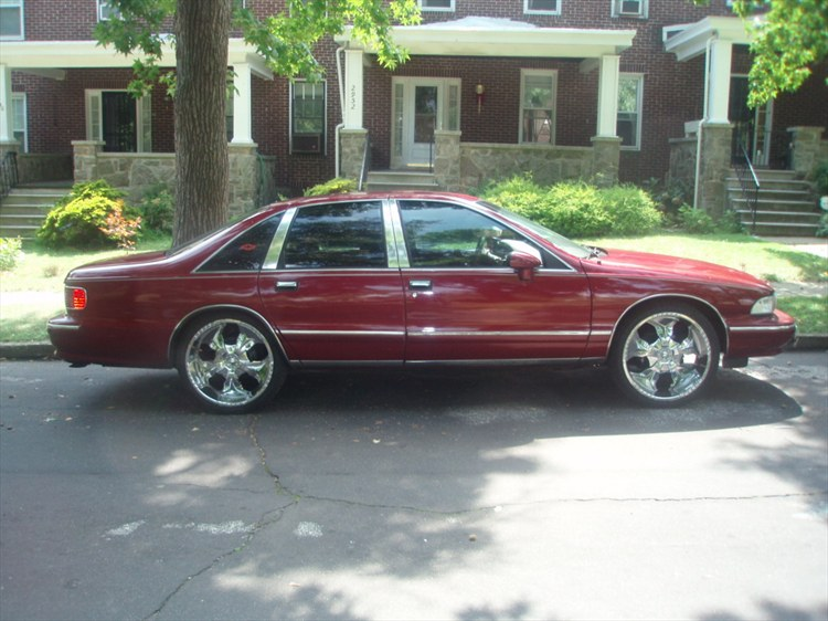 Another Shorts800bh 1993 Chevrolet Caprice post... - 12640471