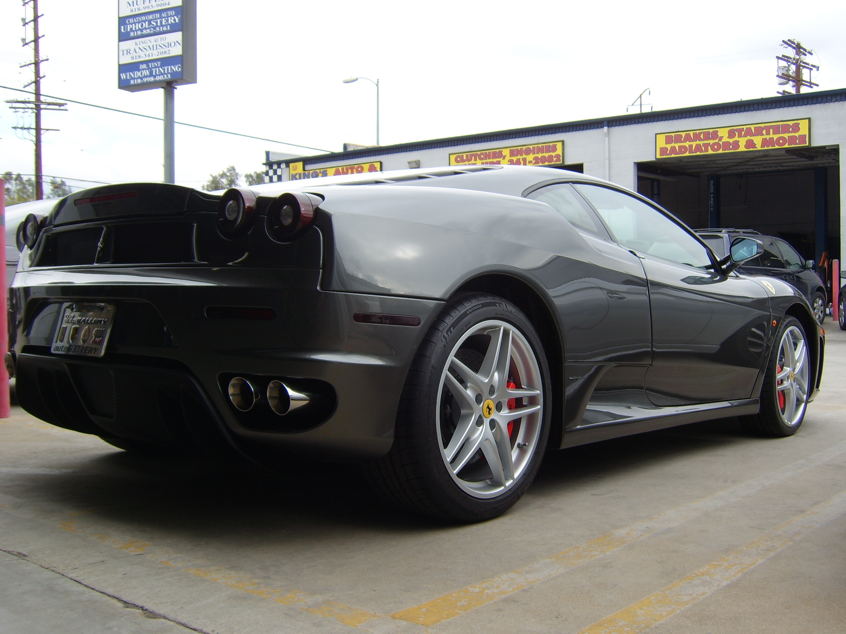 Another royalmuffler 2008 Ferrari F430 post... - 12640783