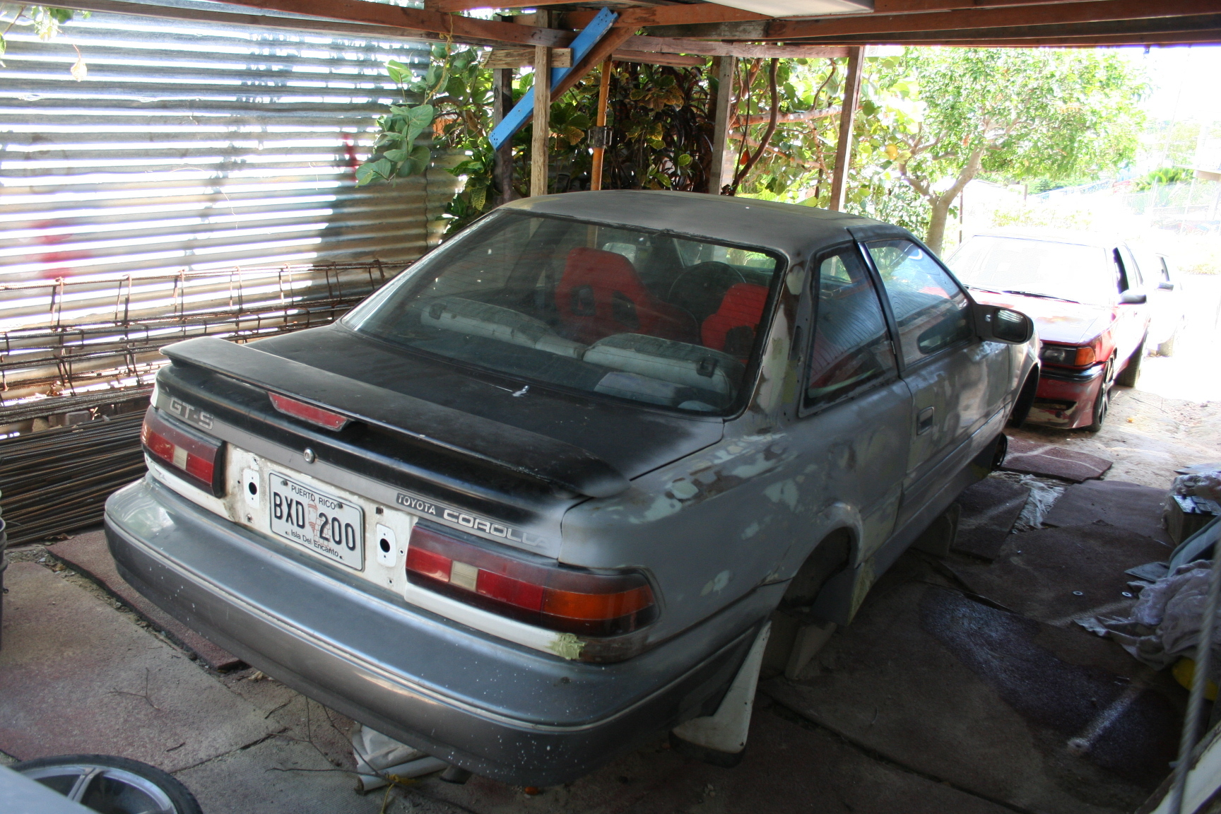 Another jos3ito 1991 Toyota Corolla post... - 12641626