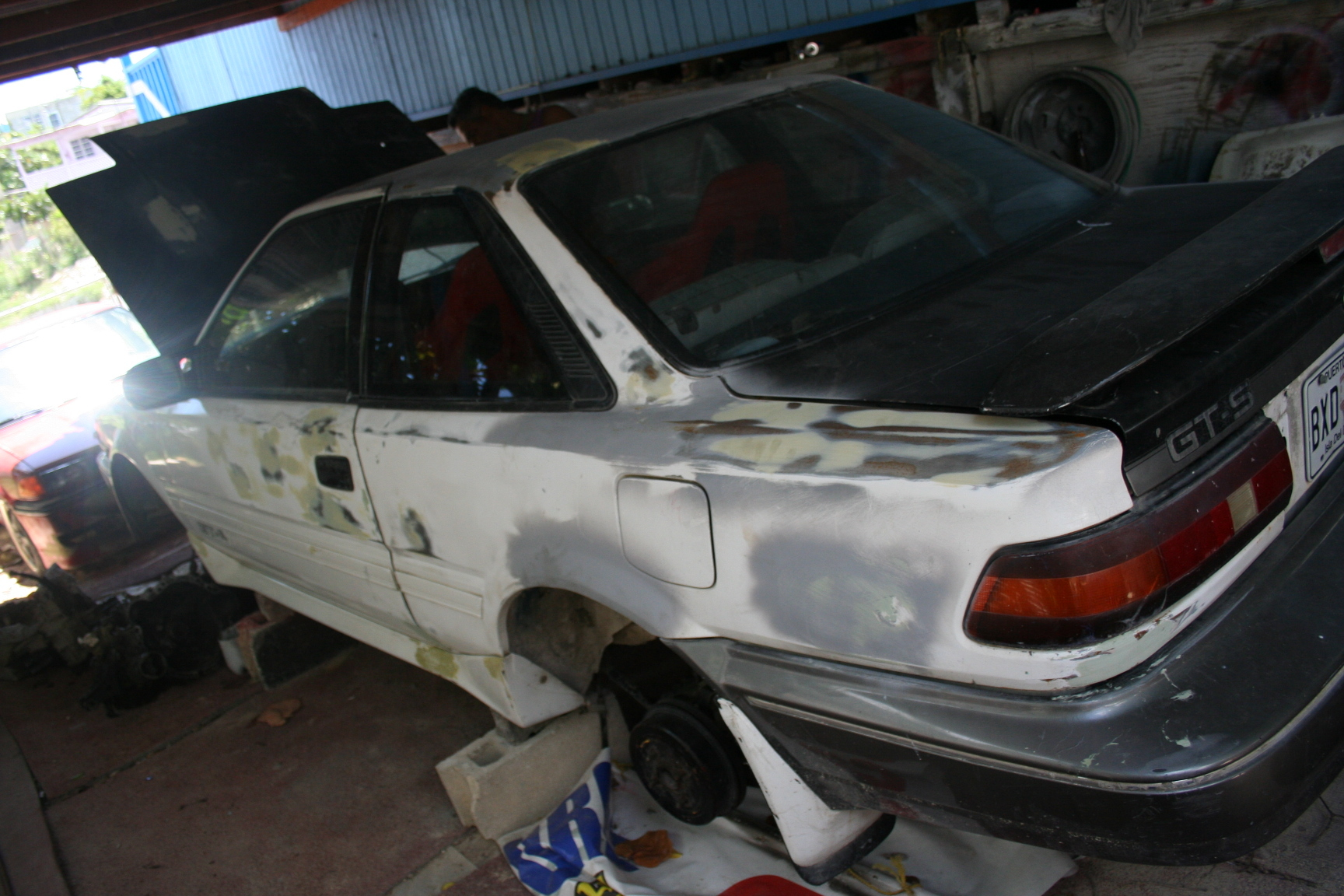 Another jos3ito 1991 Toyota Corolla post... - 12641627
