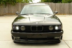 92E34BLKBEAST 1992 BMW 5 Series