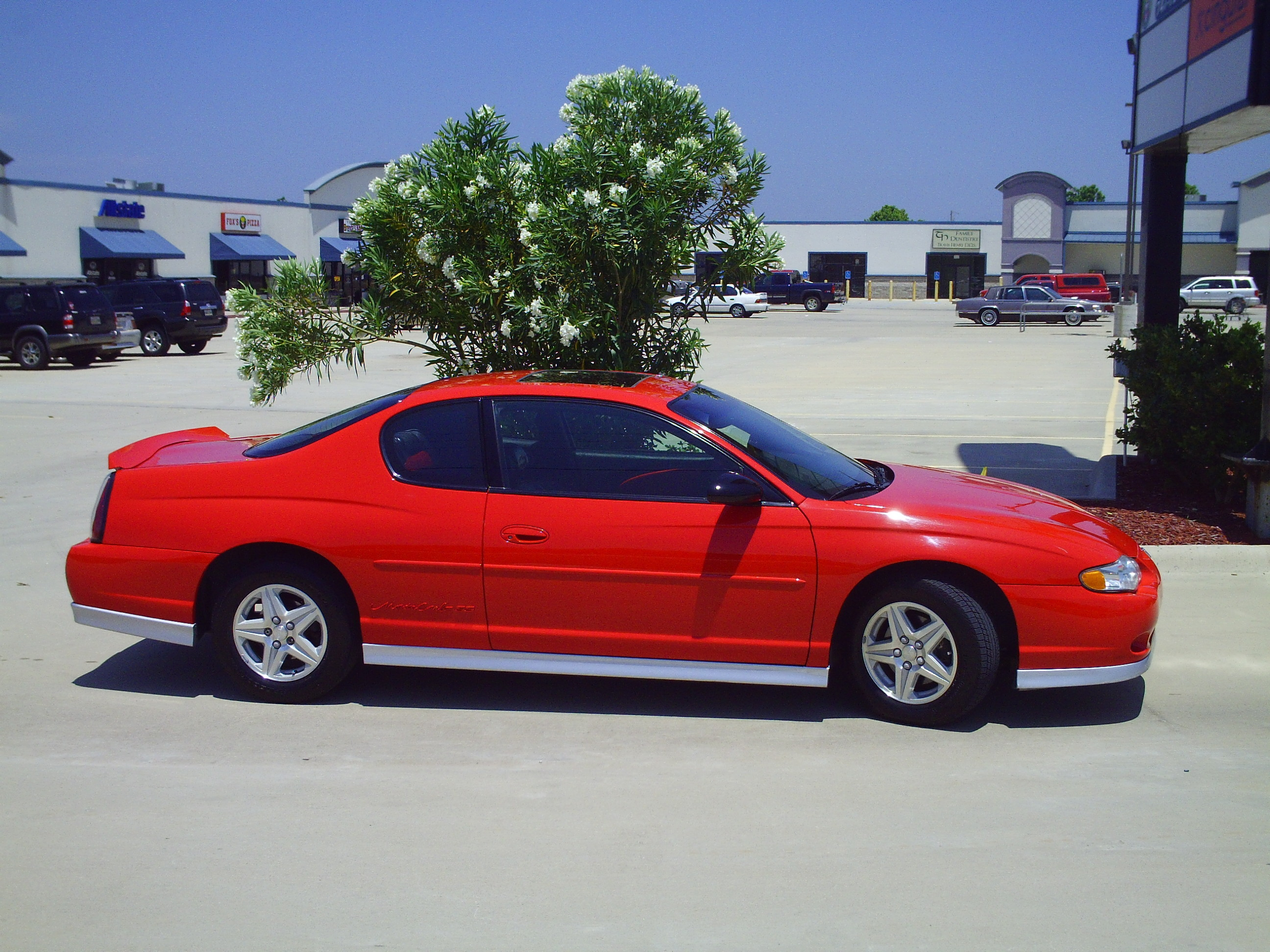 Kstriegel 2000 Chevrolet Monte Carlo Specs  Photos