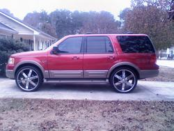 J-Rok 2005 Ford Expedition