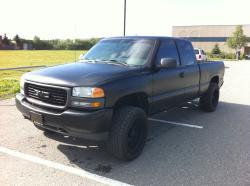 ak90chevy 1999 GMC Sierra 2500 Extended Cab