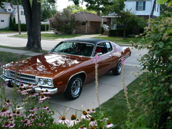 1974 Plymouth Satellite