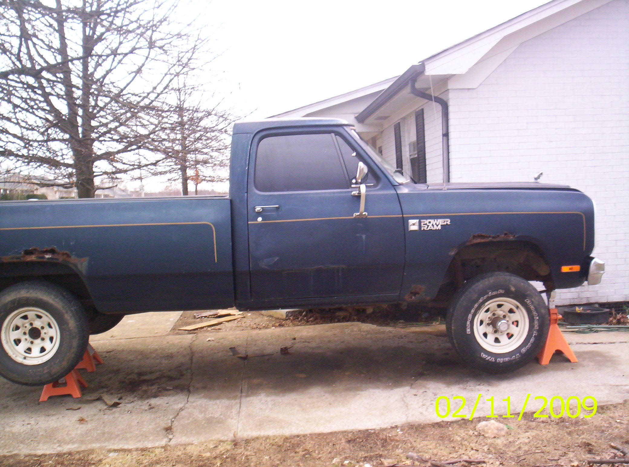 topher62009's 1984 Dodge Power Ram