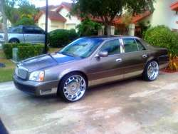 cadalackings 2000 Cadillac DeVille