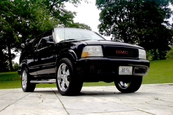 JIGSTARs 1998 GMC Jimmy