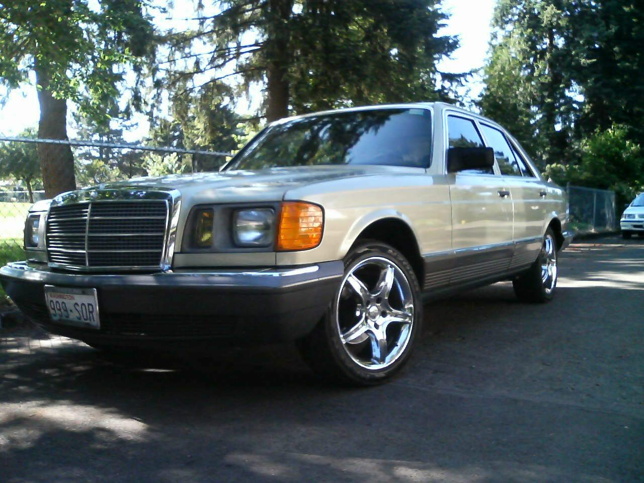 Another happypanda_101 1981 Mercedes-Benz S-Class post... - 12645985