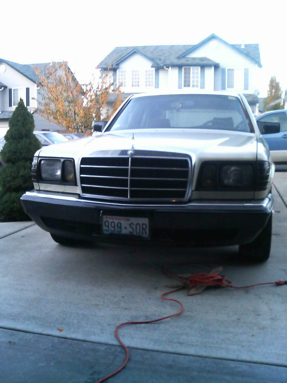Another happypanda_101 1981 Mercedes-Benz S-Class post... - 12645993