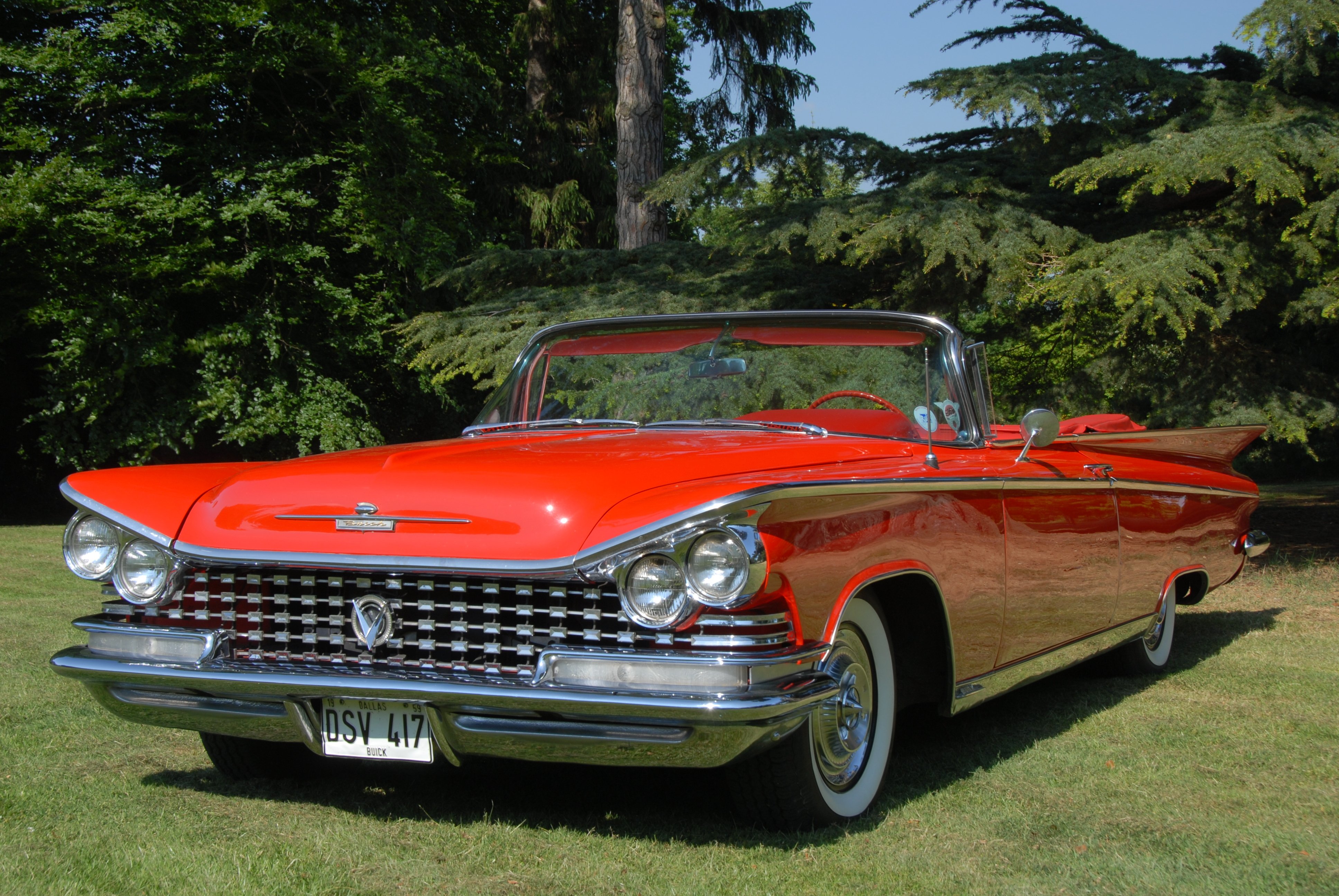 Magicseven 1959 Buick Lesabre Specs Photos Modification Info At Cardomain