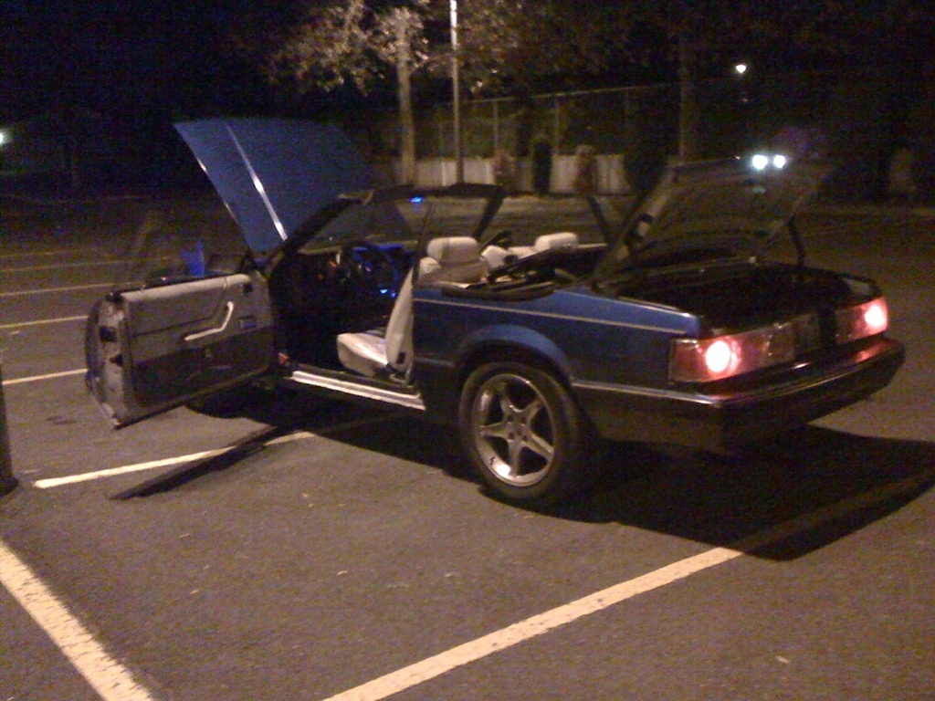 Another jesslhstr 1985 Ford Mustang post... - 12729149