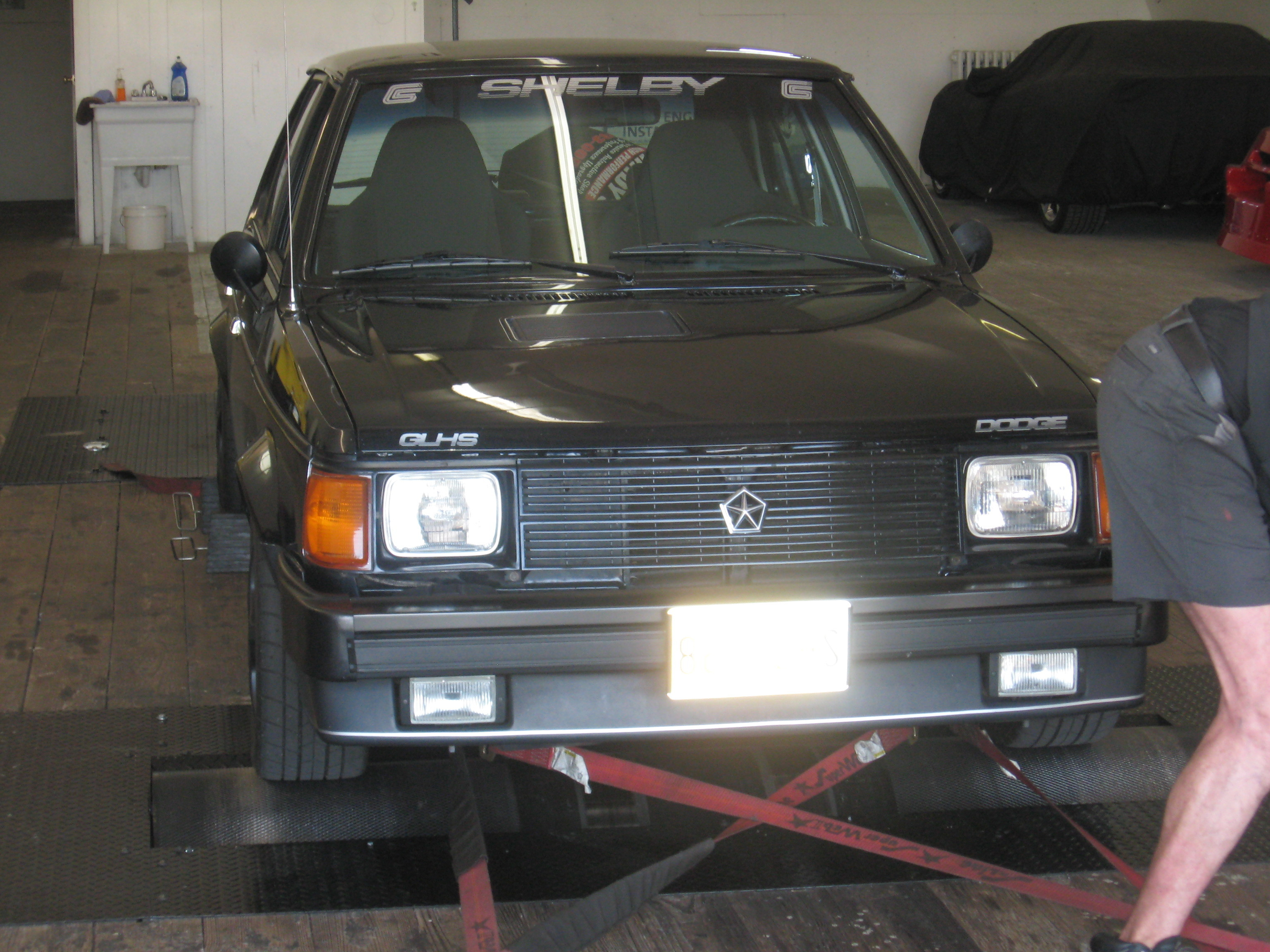 Another 168glhs1986 1986 Shelby GLHS post... - 12664504