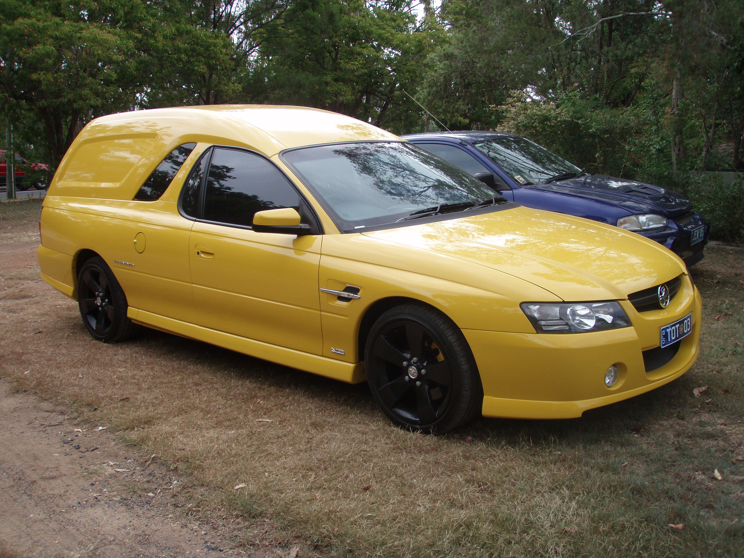 Simon_84 2006 Holden Sandman 32435770001_original ... & Simon_84 2006 Holden Sandman Specs Photos Modification Info at ...