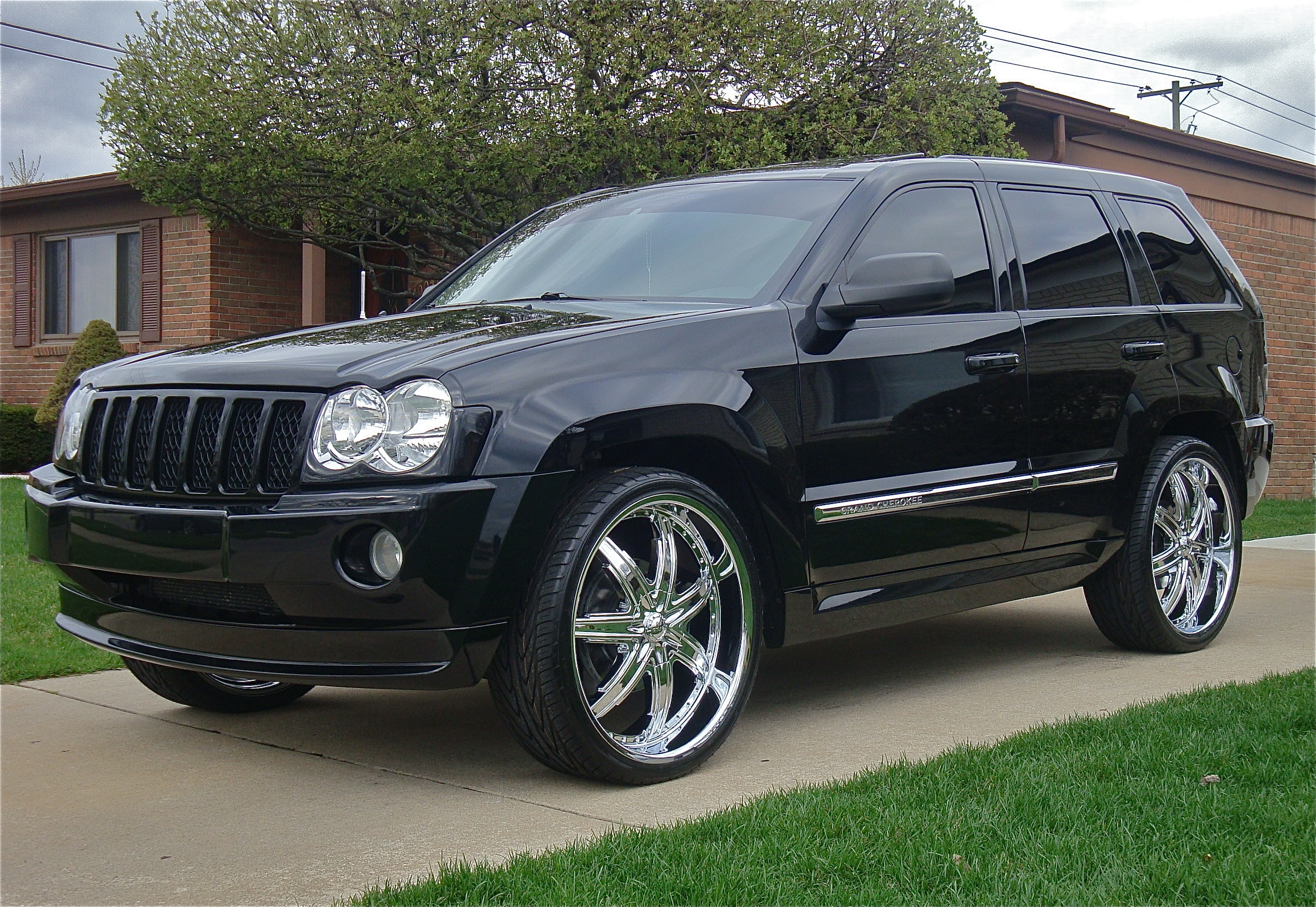 grandprixgt74 2007 jeep grand cherokee specs, photos, modification