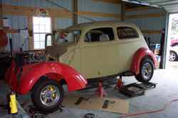 consultingguy 1937 Ford Tudor