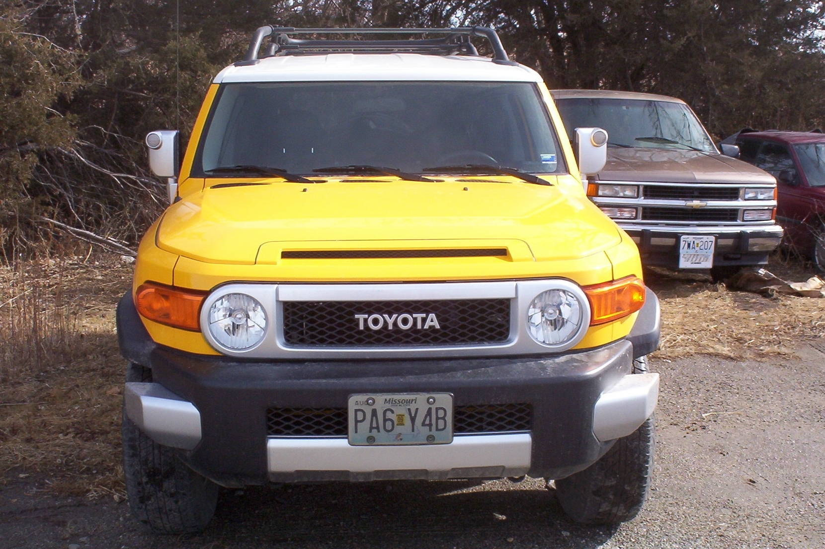 vypor23 2007 toyota fj cruiser specs photos modification info at cardomain. Black Bedroom Furniture Sets. Home Design Ideas